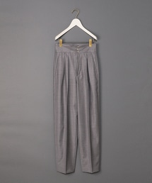 <6(ROKU)>WOOL CHINZES PANTS/長褲