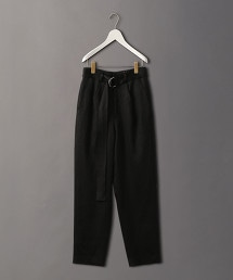 <6(ROKU)>HEAVY LINEN PANTS/長褲