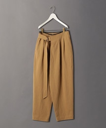 <6(ROKU)>PIPING LEATHER PANTS/パンツ