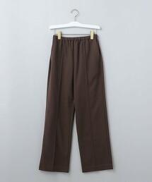 <6(ROKU)>CHIDORI JACQUARD PANTS/長褲 日本製