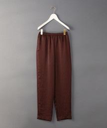 <6(ROKU)>SATIN PANTS/長褲