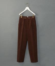 <6(ROKU)>CORDUROY PANTS/褲子
