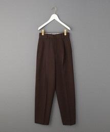<6(ROKU)>KERSEY PANTS/長褲