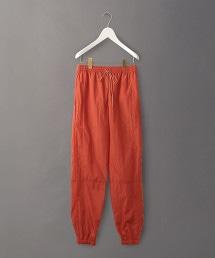 <6(ROKU)>NYLON SPORT PANTS/長褲