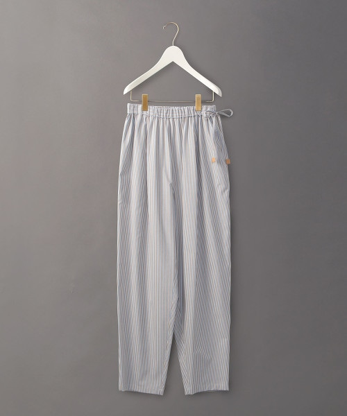 <6(ROKU)>STRIPE PANTS/長褲