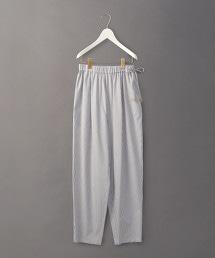 <6(ROKU)>STRIPE PANTS/長褲 OUTLET商品