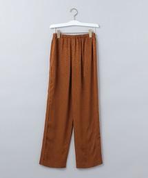 <6(ROKU)>MOTIF PANTS/長褲 日本製