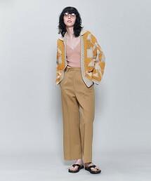 <6(ROKU)>NEW KARSEY PANTS/長褲 日本製