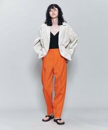 <6(ROKU)>KARSEY PANTS 21FW/褲子