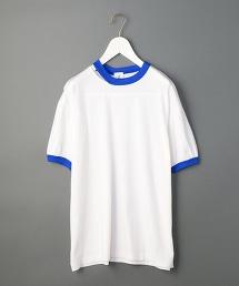 <6(ROKU)>RINGER T-SHIRT/T恤