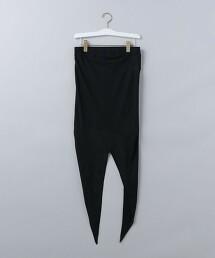 <6(ROKU)>MUSUBI HALTER NECK PULLOVER/上衣 日本製  OUTLET商品