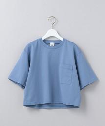 <6(ROKU)>POCKET SHORT T-SHIRT/T恤