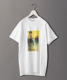 <6(ROKU)>TWIN PEAKS AUDREY HORNE PHOTO T-SHIRT/T恤