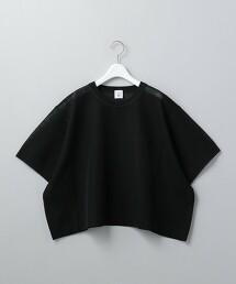 <6(ROKU)>SHORT WIDE KNIT PULLOVER/針織上衣