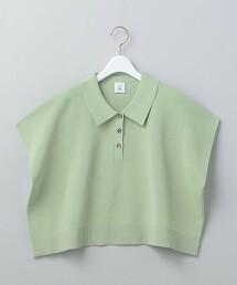 <6(ROKU)>SHIRT KNIT/針織衫