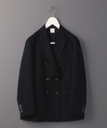 <6(ROKU)>PEAKED LAPEL JACKET/西裝外套