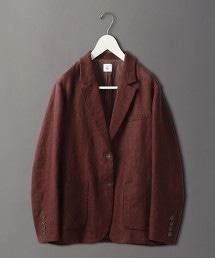 <6(ROKU)>LINEN 2B JACKET/西裝外套