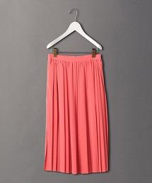 <6(ROKU)>PLEATED SKIRT/裙子