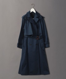 <6(ROKU)>BIG TRENCH COAT/大衣