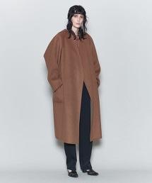 <6(ROKU)>REVER VEST×BOLERO COAT/大衣