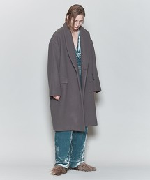 <6(ROKU)>NAPPING COAT/大衣