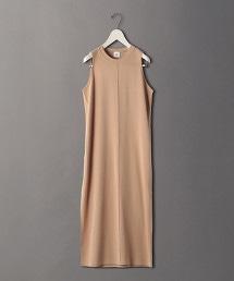 <6(ROKU)>ZIP DRESS/洋裝
