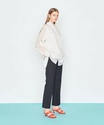 <AEWEN MATOPH>P/C/LI 直筒褲 日本製