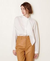 <AEWEN MATOPH>高度密平織 領帶套衫 日本製