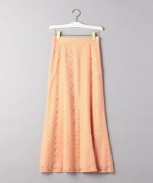 <AEWEN MATOPH>萊賽爾蕾絲長裙 日本製