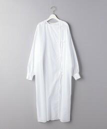 <AEWEN MATOPH>純棉 中國風連身裙 日本製