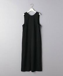 <AEWEN MATOPH>後V領 無袖連身裙 日本製