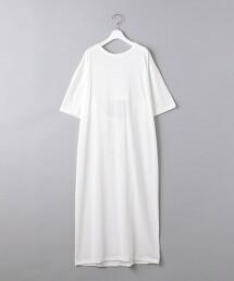 <AEWEN MATOPH>純棉 2WAY 連身裙 日本製