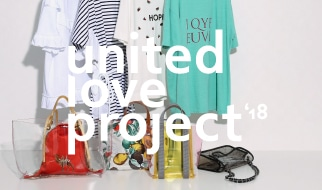 「united LOVE project 2018」
