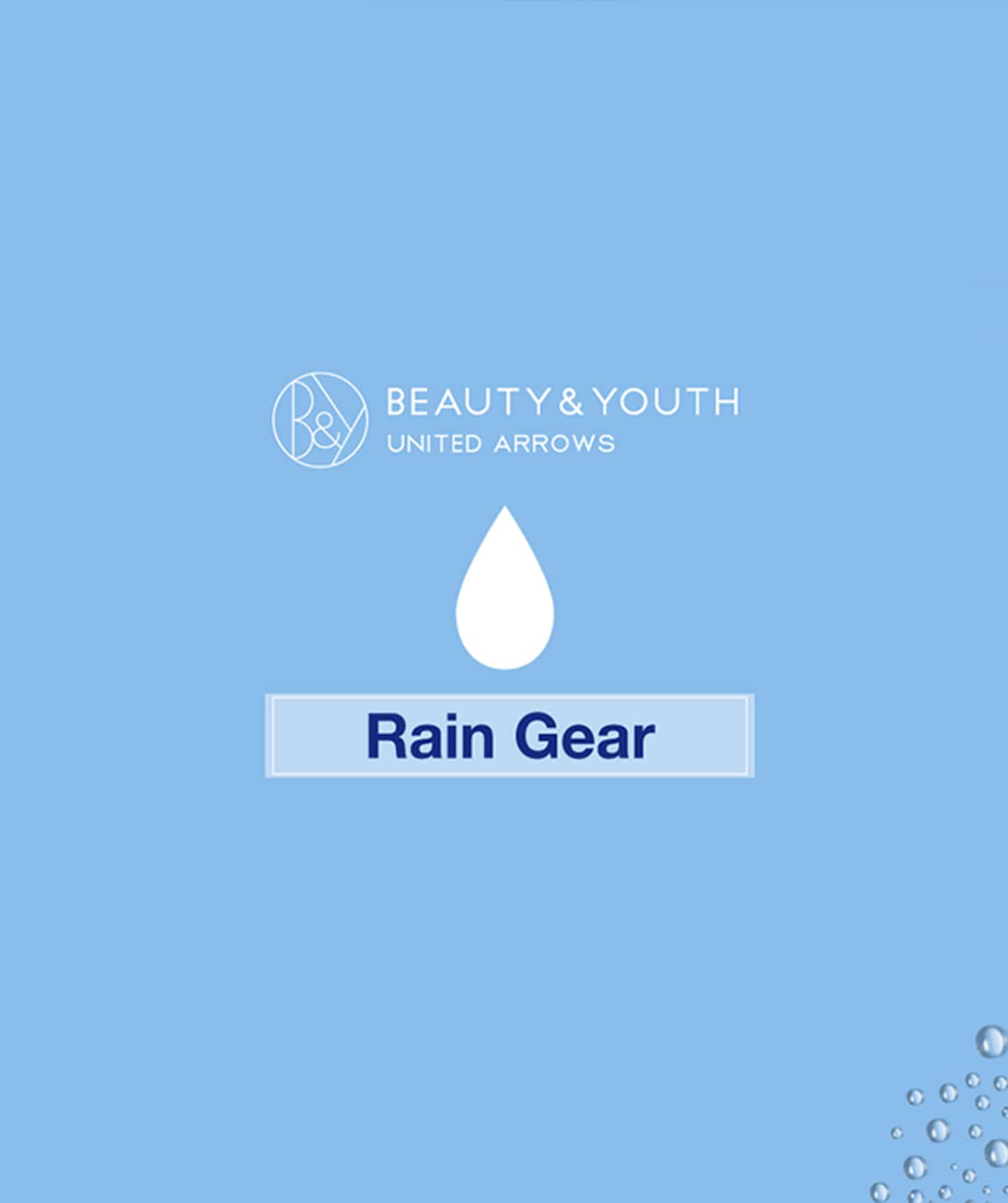 【BEAUTY&YOUTH】RAIN GEAR