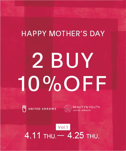 HAPPY MOTHER'S DAY<2BUY10%OFF>