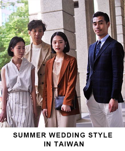 SUMMER WEDDING STYLE  IN TAIWAN